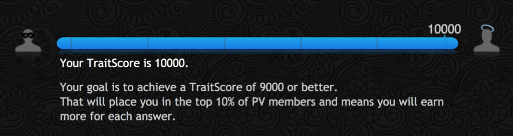 Updated TraitScore