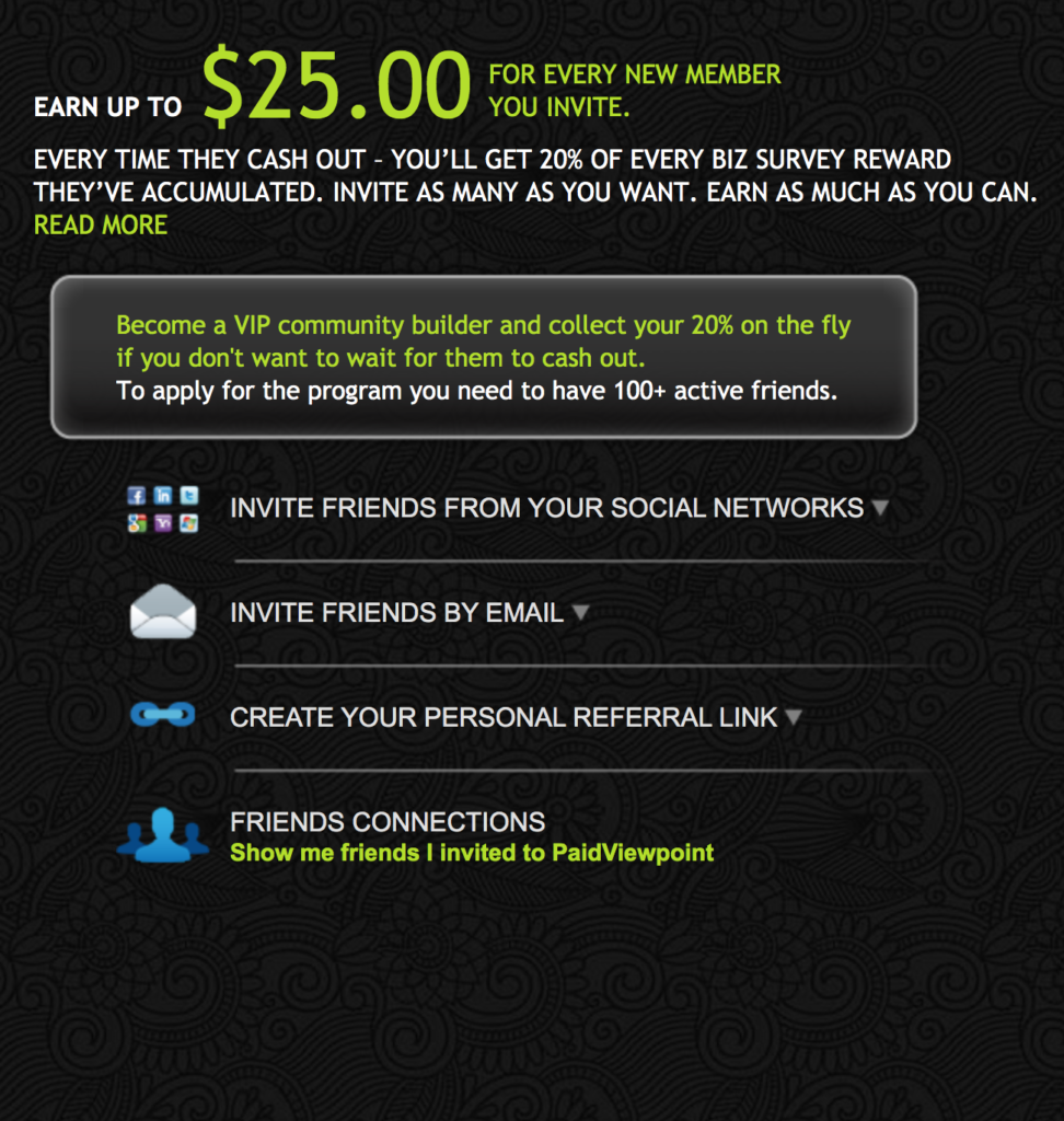 Paid Viewpoint Affiliate Program