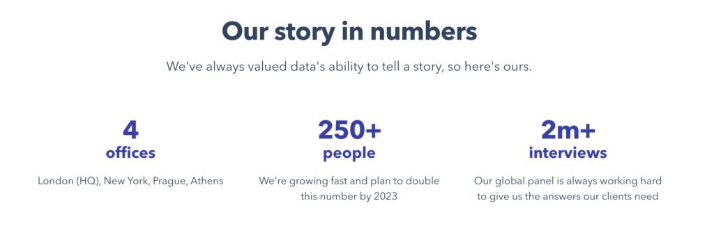 globalwebindex story in numbers