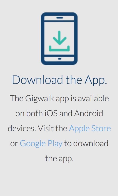 Gigwalk Review-Download app