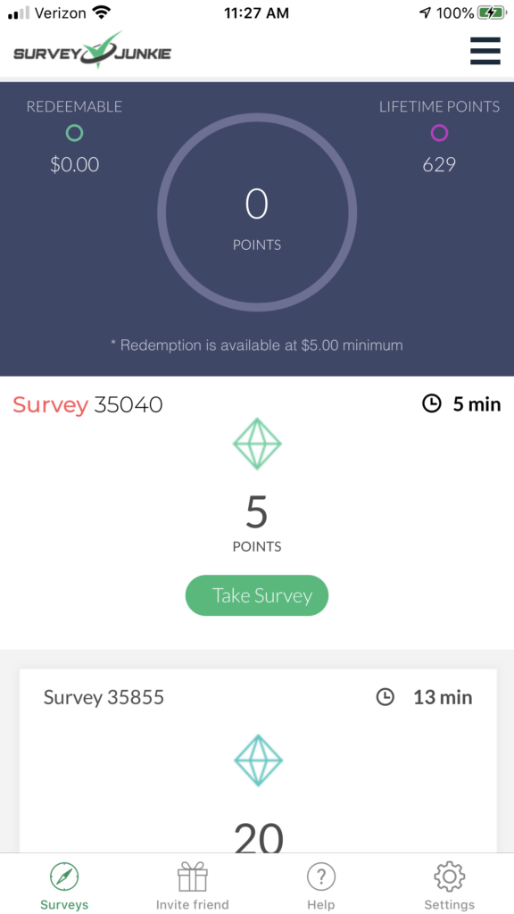 Is Survey Junkie Legit? - Survey Junkie Mobile Screenshot