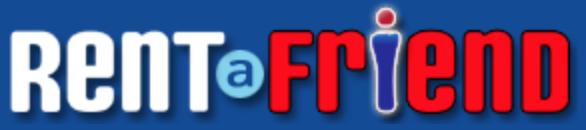 Rent a Friend Review - Rent a Friend Logo